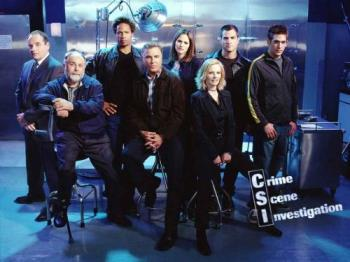 CSI Las Vegas - CSI:Crime Scene Investigation Cast