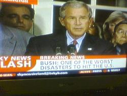 Bush - The truth!