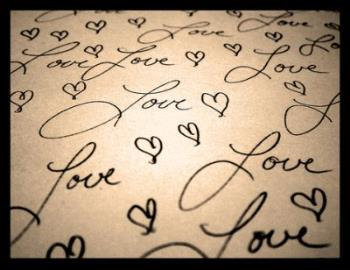 love - love notes