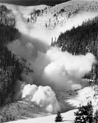 avalanche - avalanche photo