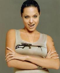 Angelina Jolie - Angelina Jolie's picture