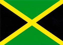 Jamaica - the Jamaican flag