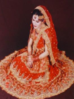 my style - my wedding dress was stylish one