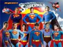movies - all the faces of superman