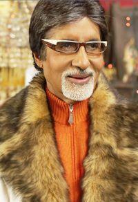 amitabh - Indian film super star