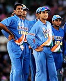 indian cricket team - they have confidence and the indian team will show that.