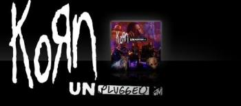 """Korn and Amy Lee - MTV Unplugged: Korn"""" — which will be released on CD February 20 and air online February 10 and on TV February 17 — was the first taping of the revived program since 2005's""""Alicia Keys: Unplugged"""" special (see""""Alicia Keys Taps Mos Def, Common For 'Inspired' 'Unplugged'""""), and it was the first of several others in the works. For this particular performance, Korn called upon musical director Richard Gibbs to guide them through their 15-song set. The dreadlocked former Oingo Boingo key boardist had collaborated previously with Korn frontman Jonathan Davis on the songs and score for the songs and score for the 2002 film""""Queen of the Damned."""""""