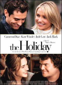 The holiday - I read that is a good romantic movie but still didn't watch it.