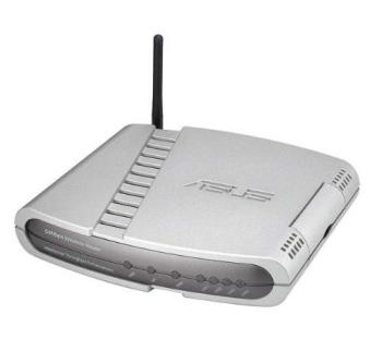 Wireless Router - Belkin wireless router WL500g from ASUS