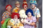 Clowns - I feared from clowns in my childhood.