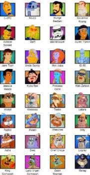 avatars - posting avatars