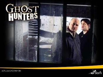 Jason and Grant from The Ghost Hunters - Jason and Grant from the sci-fi tv show The Ghost Hunters