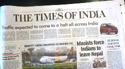 The times of india - Newspaper