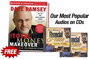 Dave Ramsey..greatest financial guru!!! - Love his classes!