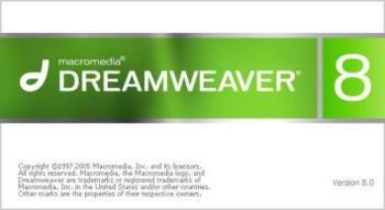 Macromedia Dreamweaver 8 - Macromedia Dreamweaver 8 the best web design software