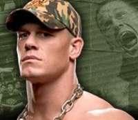 John Cena - John Cena wearing military cap