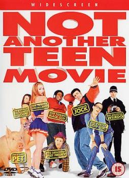 Not Another Teen Movie DVD cover - Not Another Teen Movie DVD cover.