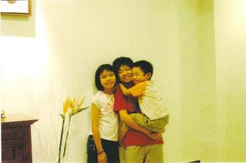 My Beloved - This is photo of my 3 beloved nieces and nephew