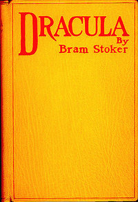 You treasure your blood? *slurp* :P - Dracula book cover.