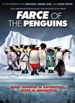 Farce of the Penguins - Farce of the Penguins as told by Samual L. Jackson. Written by Bob Saget.