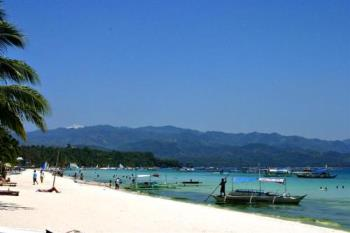 photo taken when i was in boracay - its the heaven crystal place to swim and relax