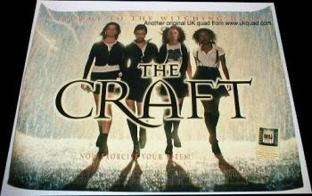 The Craft - cool chick flick