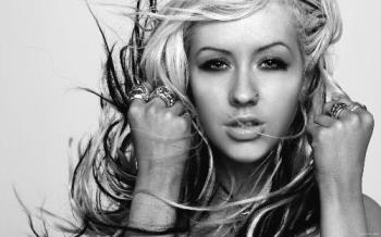 Christina Aguilera - Christina Aguilera from the Stripped photo shoots.