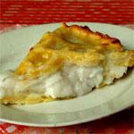 filipino most love pie - buko (coconut) pie