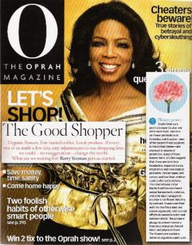O magazine - Oprah Winfrey