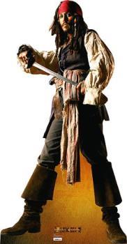 Captain Jack Sparrow - It's Captain, Captain Jack Sparrow