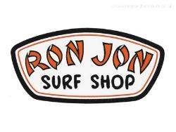 Ron Jon Sticker - Ron Jon Sticker