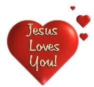 Jesus Heart - Jesus Loves You