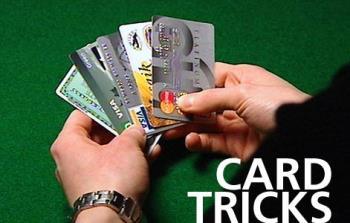 Credit Cards - Credit Cards trick