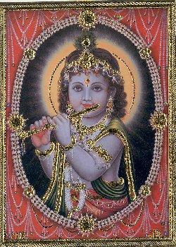 lord krishna - a picture of lord krishna