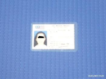 Driving Licence - A Malaysia Driving Licence