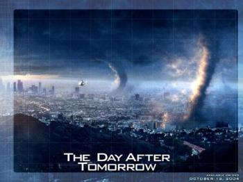 The Day After Tomorrow - The Day After Tomorrow Movie Poster