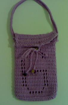 G-bag - another small bag fro my other friends they love to have my hand made bag for to use on daily