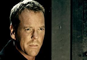 Kieffer Sutherland - Kieffer Sutherland as Jack Bauer .The best tv series.