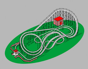 rollercoaster - extreme