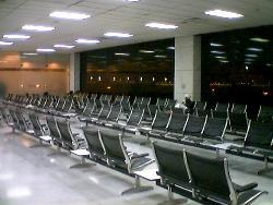 waiting lounge at the airport  - saudi airport waiting lounge