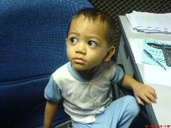 hariz - my first son