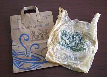 PAPER AND PLASTIC BAGS - PAPER AND PLASTIC BAGS