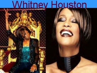 Debra Wilson - as Whitney Houston