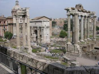 Ancient Rome - I wish to see ancient places in Rome