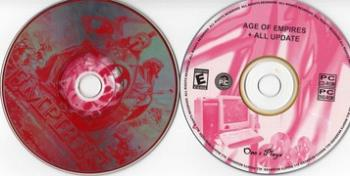 pirated CD - cd