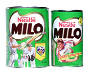 Milo--- chocolate drink - chocolate drink