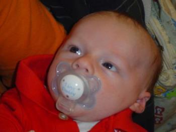 Wyatt Colton - Baby Wyatt