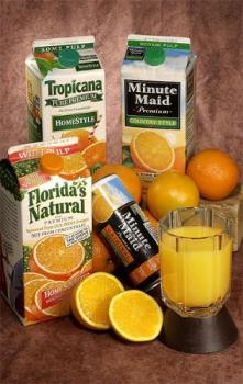 Florida's Orange juice - Florida's Orange juice hmmmmm