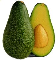 Avocados - A delicious fruit good when made into a cold shake.