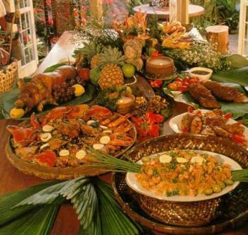 Filipino Cuisine - fusion cuisine